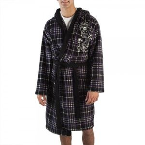 Unsex Nightmare Before Christmas Pumpkin King Robe